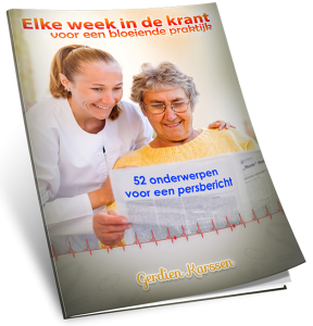 E-book Elke week in de krant