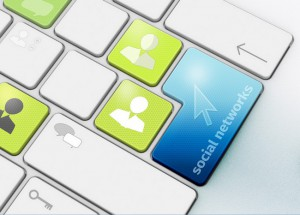 Om iets met de sociale media te bereiken, moet je ze gestructureerd inzetten.
