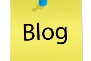 Een zakelijk blog, juist als zorgverlener