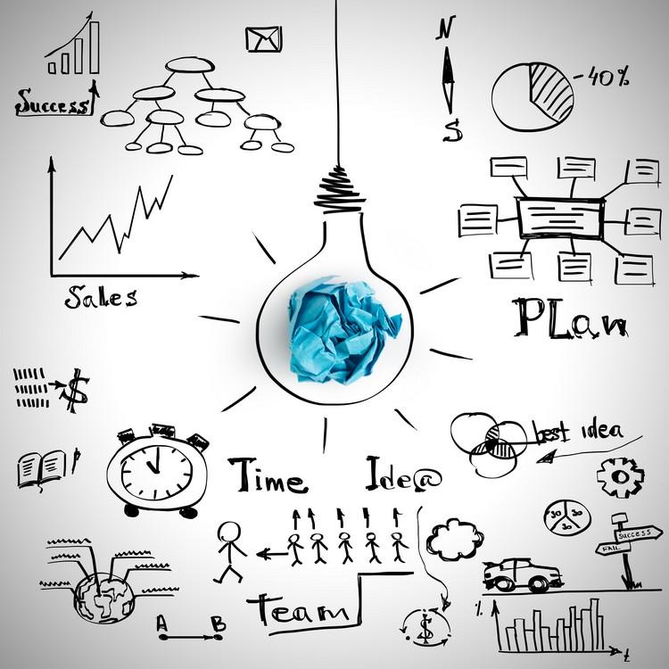 Belangrijker dan heel veel geld uitgeven aan marketing, is dat alle communicatie-uitingen deel uitmaken van een plan en elkaar versterken.